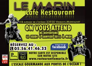 Pub - Le Marin