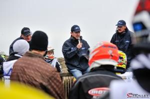 Gérard Brondy, directeur de course de la Gurp TT 204